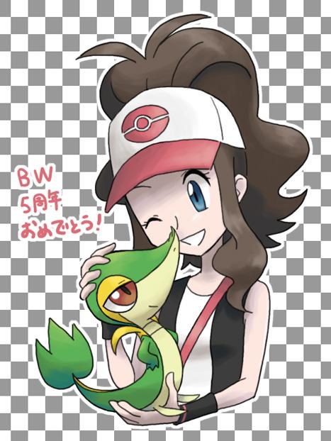 Pokemon BW by isuzu9