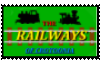 The Railways Of Crotoonia Stamp by Austintheredsteam