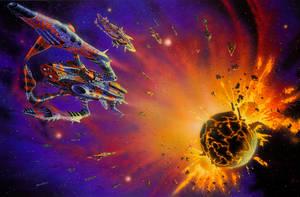 The Destruction of Jarnevon