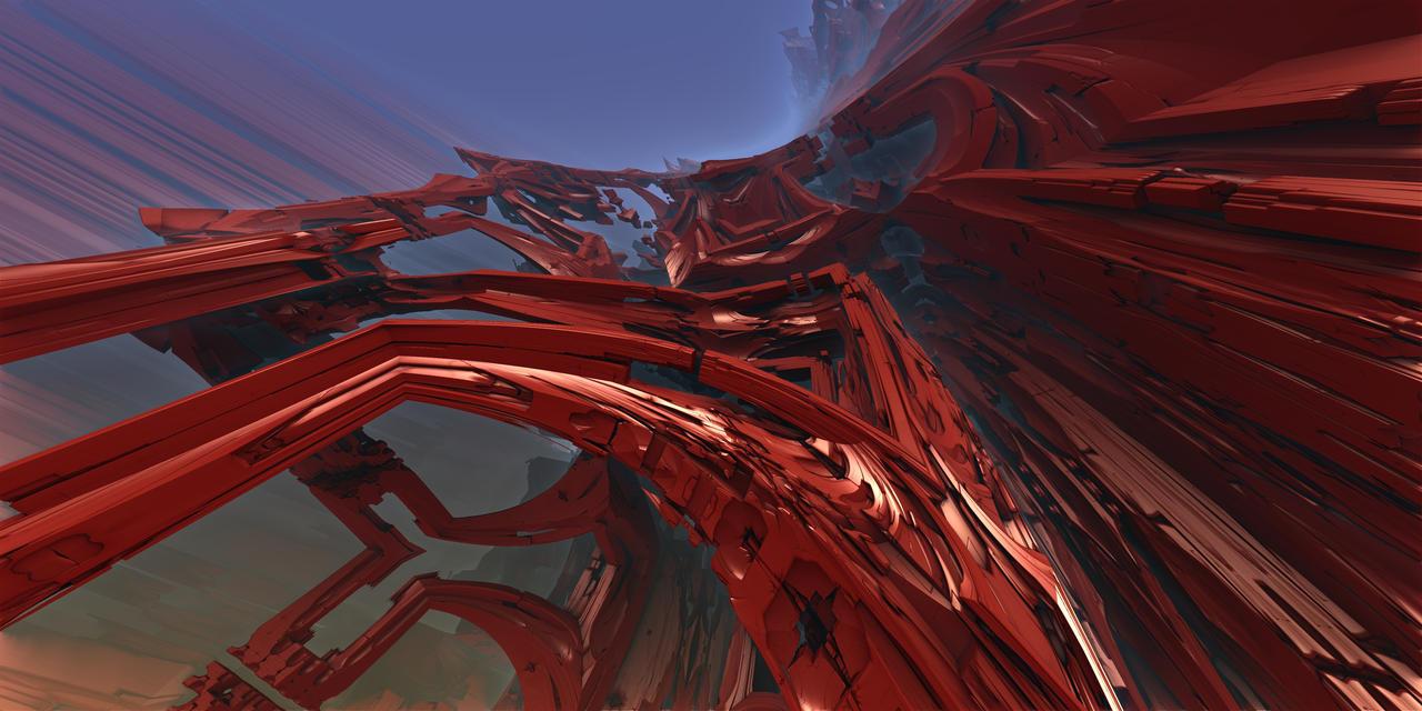 Crimson Convolutions 1