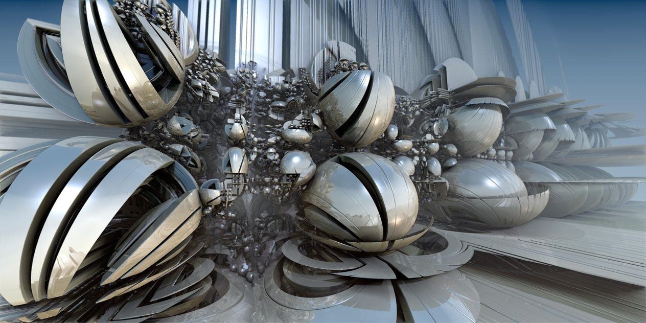 Clustering II by MarkJayBee