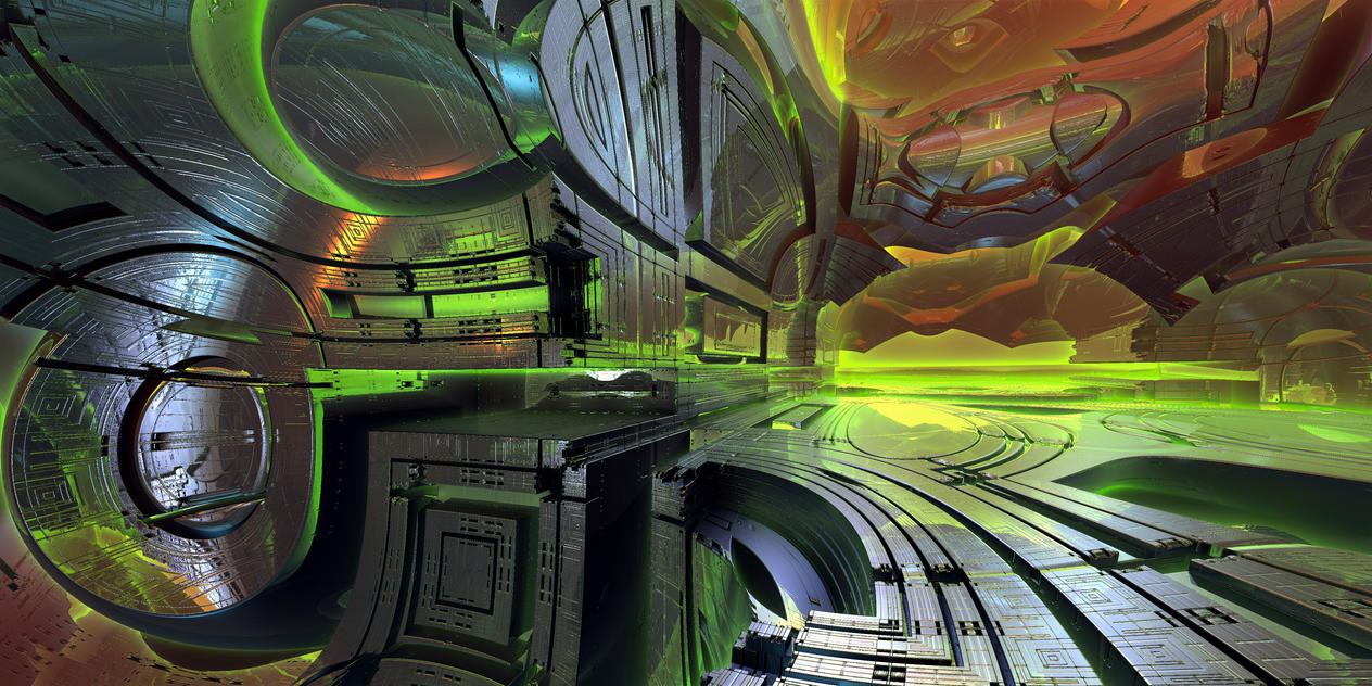 Graviton Accumulator by MarkJayBee