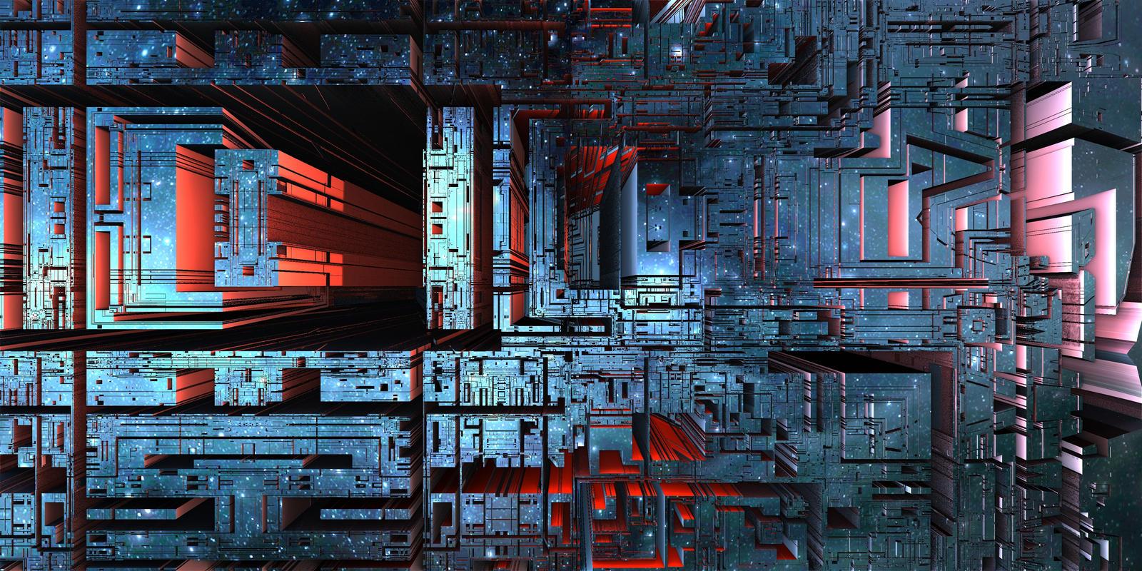 SolidSpace by MarkJayBee