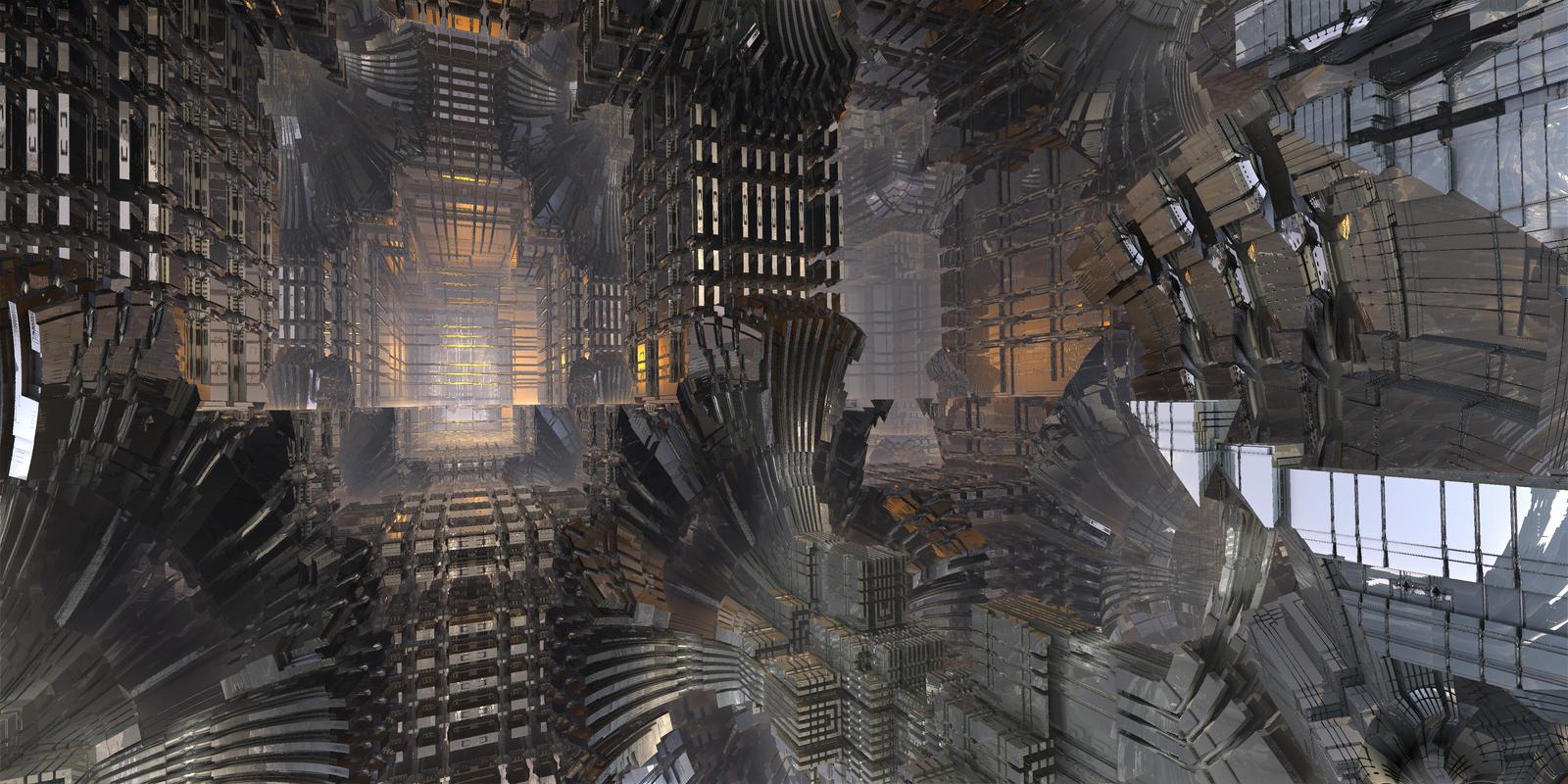 Chromicity II by MarkJayBee