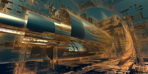 Telescoptical by MarkJayBee