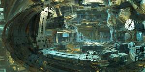 EngineHall by MarkJayBee