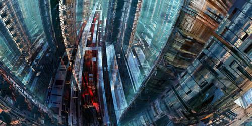 Sub-Urban by MarkJayBee