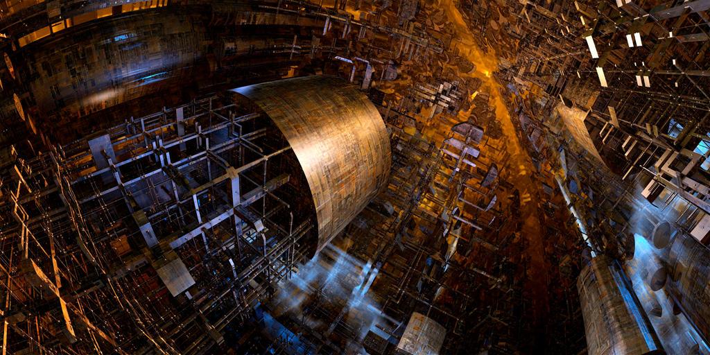 InfraStructure II by MarkJayBee