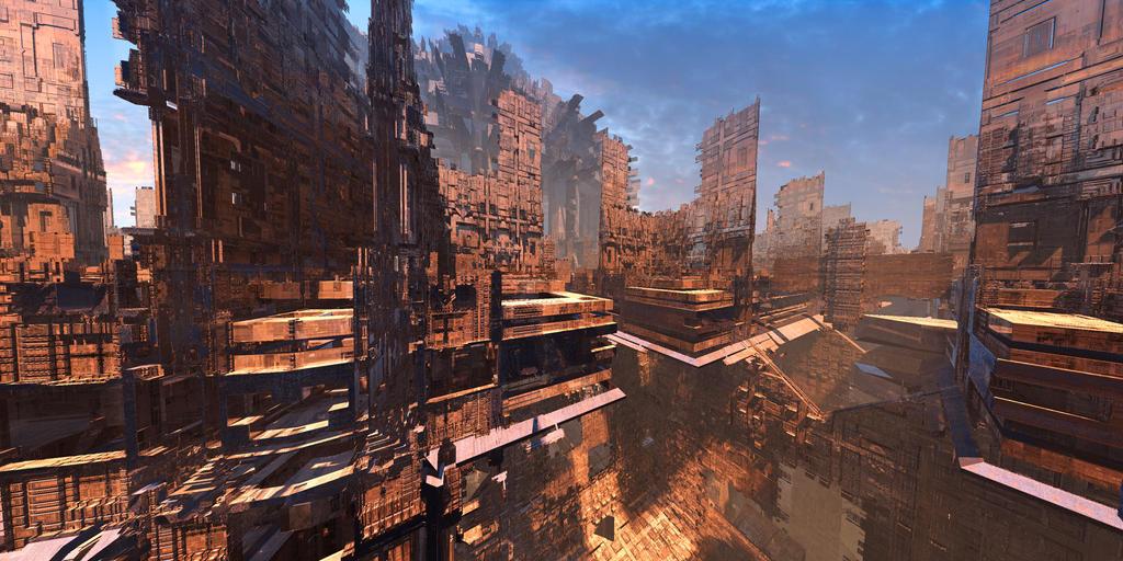 ModularNexus IV by MarkJayBee