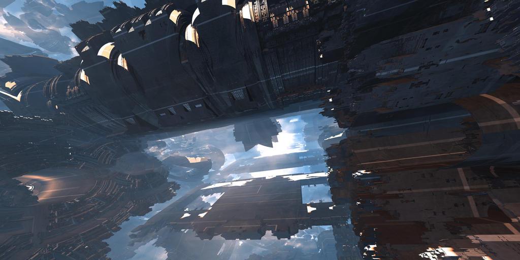 GSV 'SleeperService' Engine Space by MarkJayBee