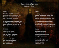 Something Wicked - Multimedia
