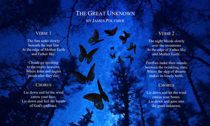 The Great Unknown - Multimedia by James-Polymer