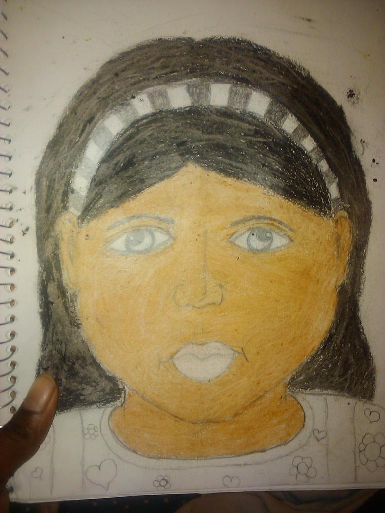 Random Female Child by RileyIsARiot