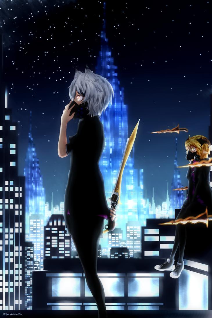 Night-Hunt by Yuuki-Ritchie
