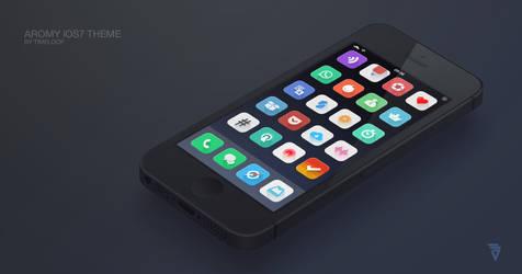 Aromy theme for iOS 7 - RELEASED -