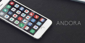 Andora theme iOS 8 - Released