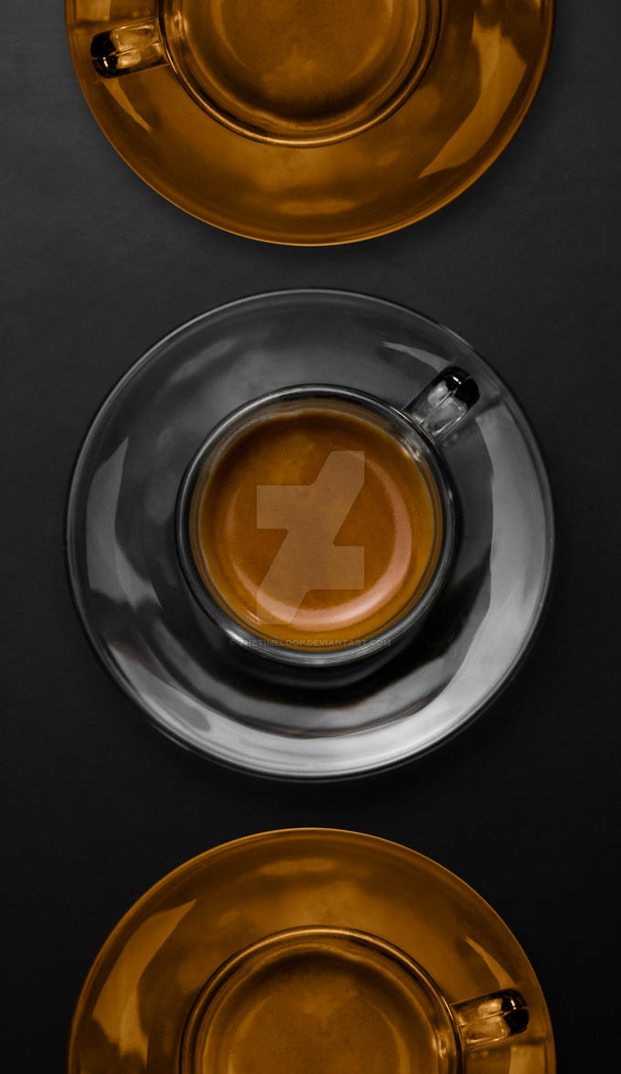 The Espresso Shot by thetimeloop