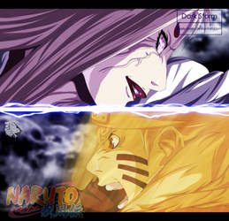 Naruto 680 - i will defeat you by Dark-strom