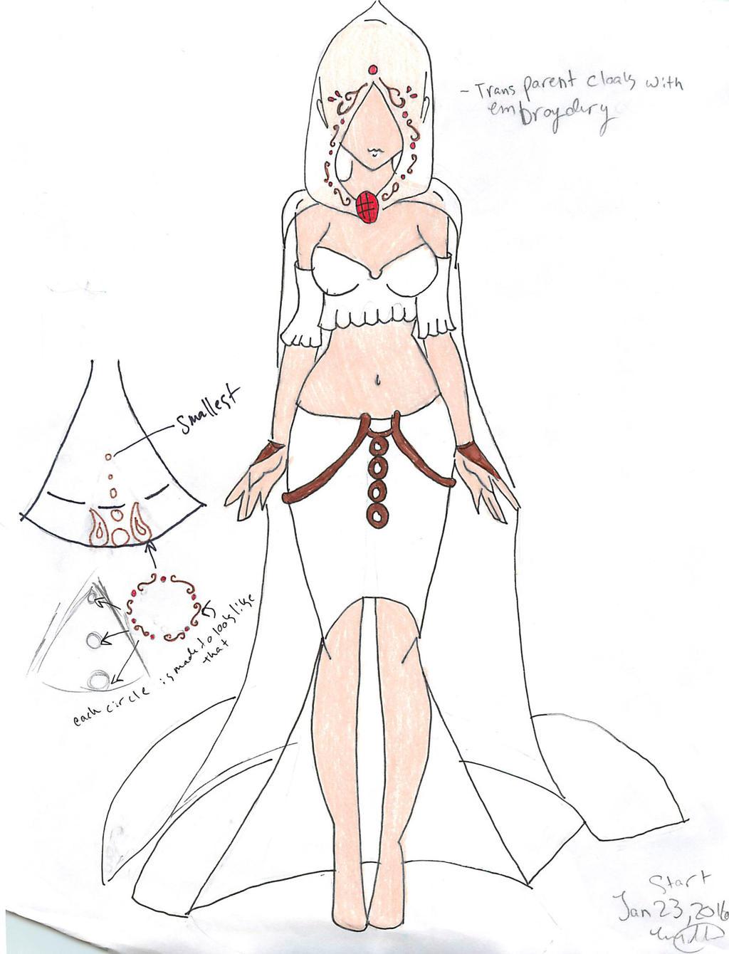 LOL.Bridal.Ashe by battybat284