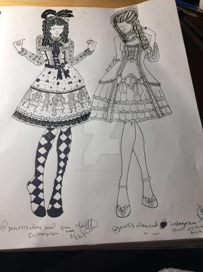 B_W Lolita's