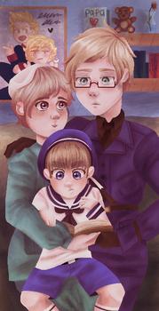 Hetamanago Family (SuFin)