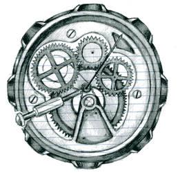 Clockwork works by Gref313