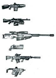 GunsGunsGuns by Gref313