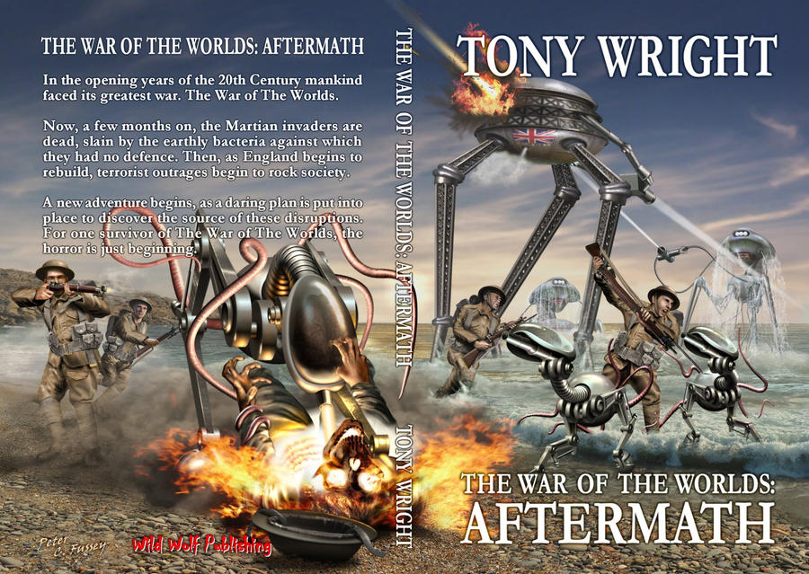 The war of the worlds martian