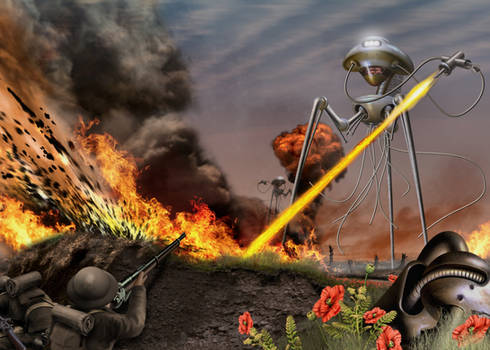 War of the Worlds Remembrance
