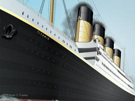 R.M.S. TITANIC by Lonesome--Crow
