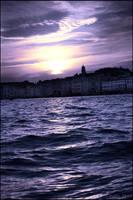 Venice Night by Callu
