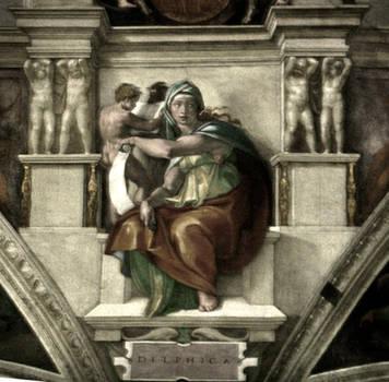 Sistine Chapel 4 by Callu