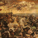 The Battle of Milvian by Callu