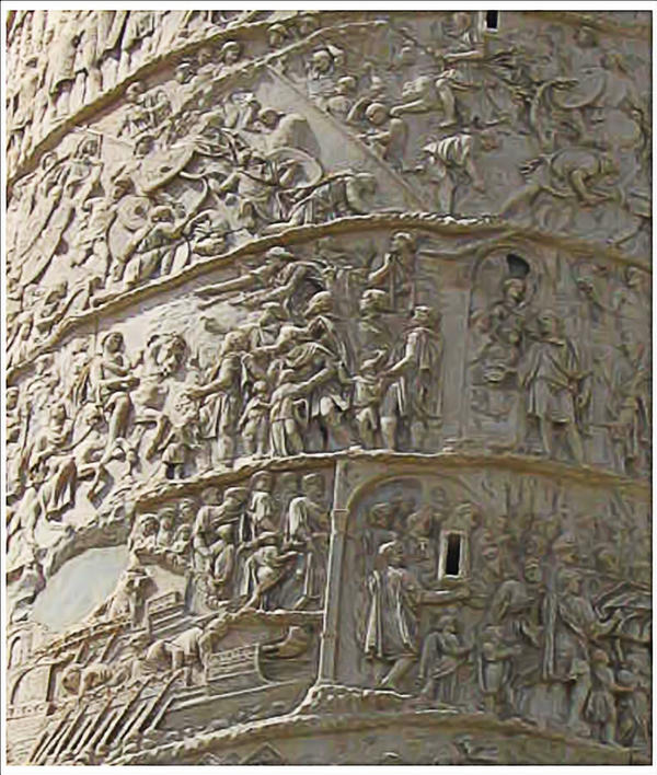 Trajan Column Rome I