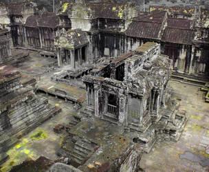 Angkor Wat C by Callu