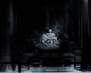 Pieta Vatican by Callu
