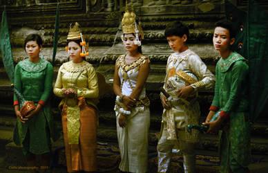 Khmer Dancers II