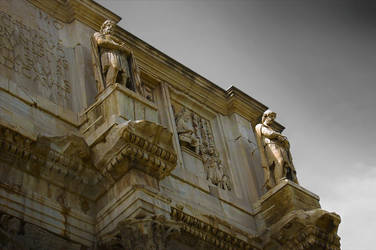 Arch of Constantine Rome II