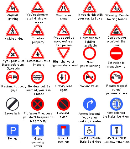 road signs and meanings philippines pdf