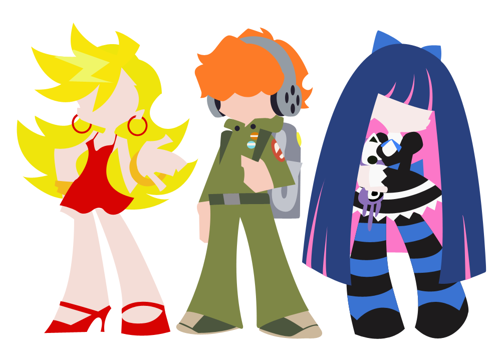 Brief Panty And Stocking