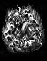 Viking Ghost by LandonLArmstrong