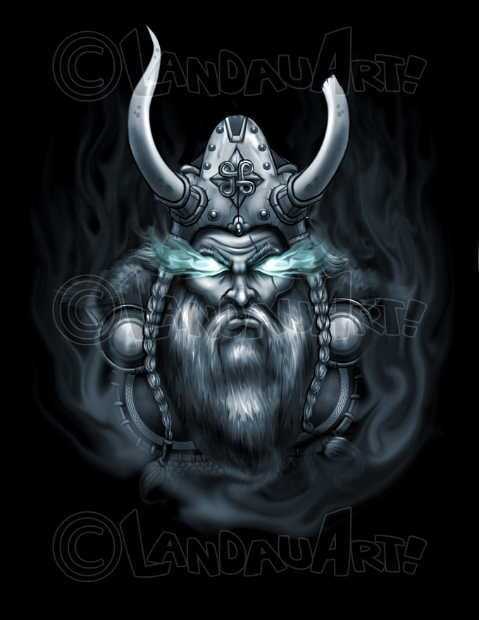 Odin by LandonLArmstrong