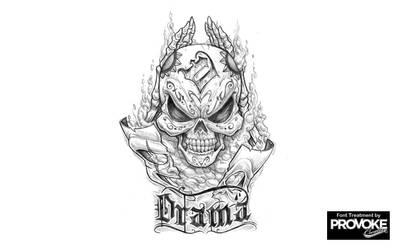 Drama Skull