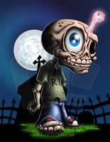Dead Fred by LandonLArmstrong