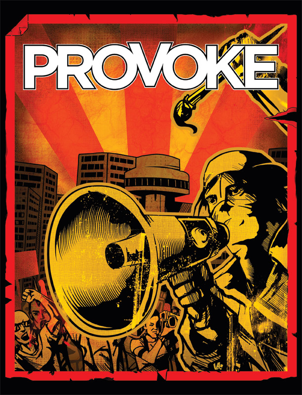 Provoke Premier Issue by LandonLArmstrong