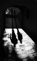shadows by bermek