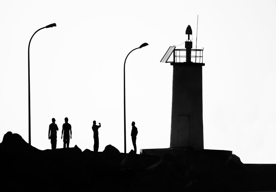 Lighthouse by bermek