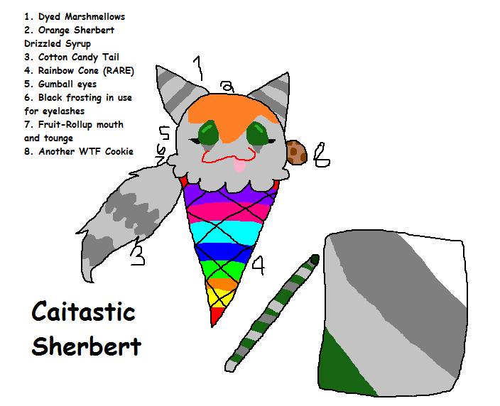 .:PC:. Caitastic Sherbert by H3ARTOFTHEOCEAN