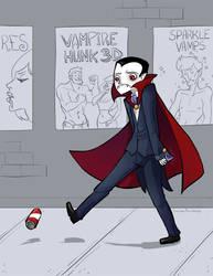 Sad Vampire