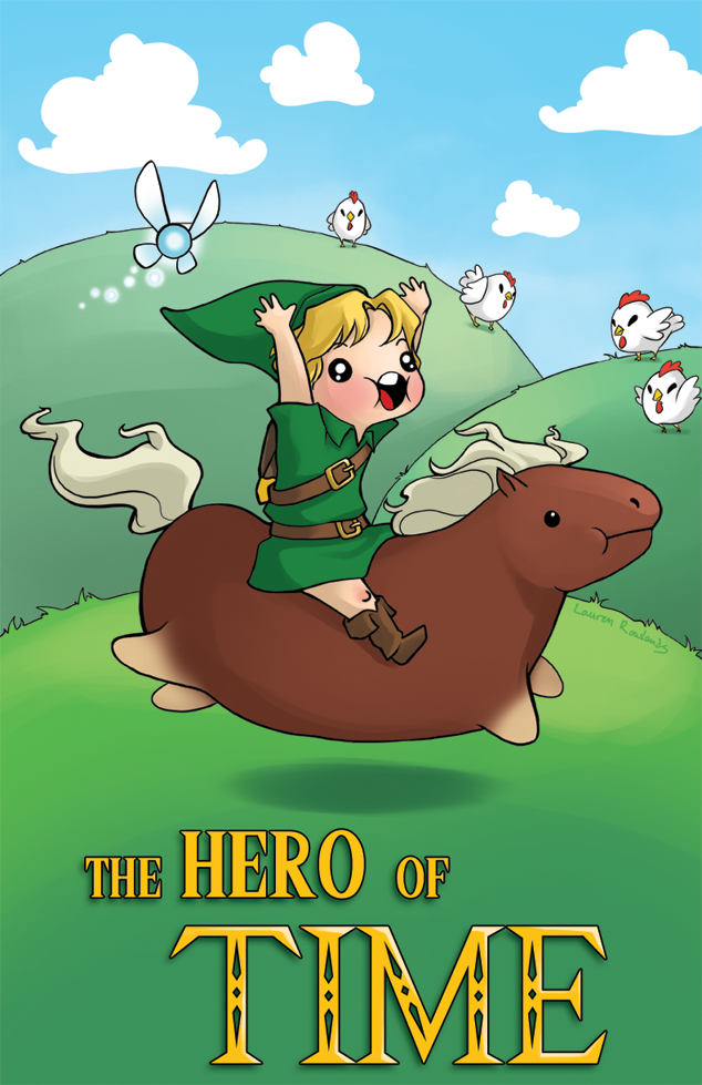 Hero of time by the-frizz